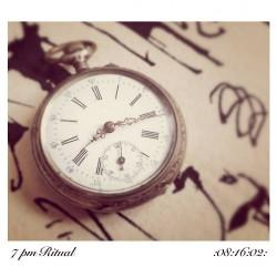 7pm Ritual - :08:16:02: - CD DIGIPAK
