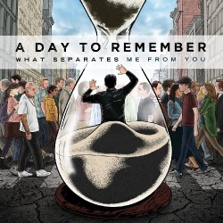 A Day To Remember - What Separates Me From You - CD + DVD Digipak