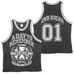 A Day To Remember - 2nd Sucks - Basketball Jersey (Men)
