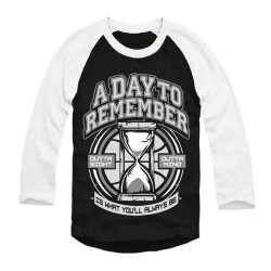 A Day To Remember - 2nd Sucks - Baseball Shirt 3/4 Sleeve