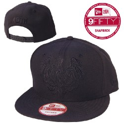 A Day To Remember - Black On Black - New Era Cap