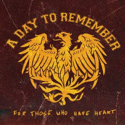 A Day To Remember - For Those Who Have Heart - CD + DVD slipcase