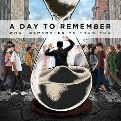A Day To Remember - What Separates Me From You - LP + DOWNLOAD CARD