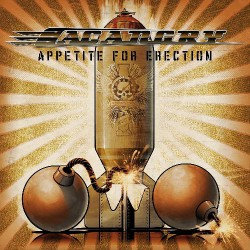 AC Angry - Appetite For Erection - CD DIGIPAK