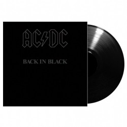 AC/DC - Back In Black - LP