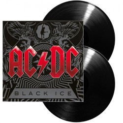 AC/DC - Black Ice - DOUBLE LP Gatefold