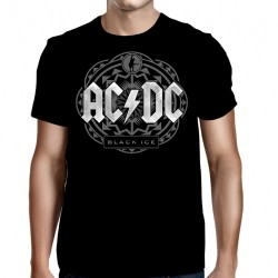 AC/DC - Black Ice - T-shirt (Men)