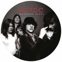 AC/DC - Cleveland Rocks - LP PICTURE
