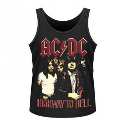 AC/DC - Highway To Hell - T-shirt Tank Top (Men)