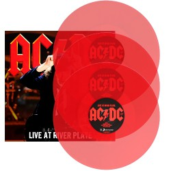 AC/DC - Live At River Plate - TRIPLE LP COLOURED