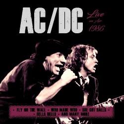 AC/DC - Live On Air 1986 - CD