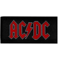 AC/DC - Red Logo - Patch