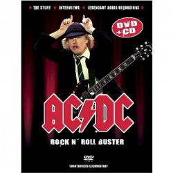 AC/DC - Rock N' Roll Buster - DVD + CD