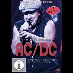 AC/DC - The Brian Johnson Years - DVD + CD