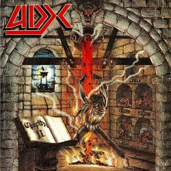 ADX - La Terreur - LP BOX