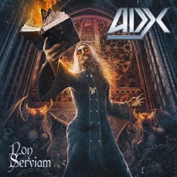 ADX - Non Serviam - LP COLOURED