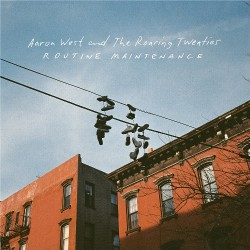 Aaron West And The Roaring Twenties - Routine Maintenance - LP COLOURED