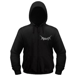Abbath - Barbarian - Hooded Sweat Shirt Zip (Men)