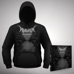 Abbath - Bundle 3 - CD Digipak + Hooded Sweat Shirt (Men)
