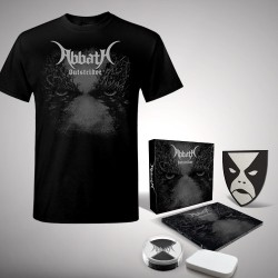 Abbath - Bundle 4 - Digibox + T-shirt bundle (Men)