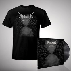 Abbath - Bundle 8 - LP gatefold + T-shirt bundle (Men)