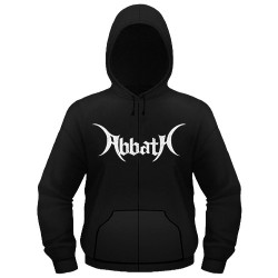 Abbath - Raven - Hooded Sweat Shirt Zip (Men)