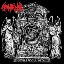 Abominator - Evil Proclaimed - CD