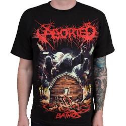 Aborted - Bathos - T-shirt (Men)