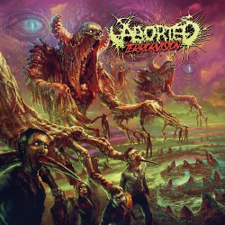 Aborted - TerrorVision - LP GATEFOLD + CD