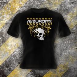 Absurdity - Skull - T-shirt (Women)