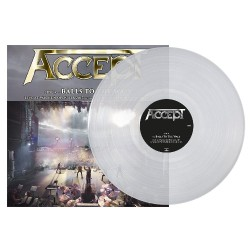 """Accept - Balls To The Wall (live) - 10"""" coloured vinyl"""