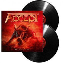 Accept - Blind Rage - DOUBLE LP Gatefold