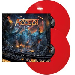 Accept - The Rise Of Chaos - DOUBLE LP GATEFOLD COLOURED