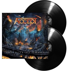 Accept - The Rise Of Chaos - DOUBLE LP Gatefold