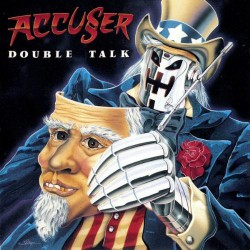 Accuser - Double Talk - LP