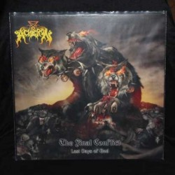 Acheron - The Final Conflict Last Days Of God - LP