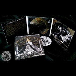Acherontas / Puissance / Arditi / Shibalba - Pylons Of The Adversary - CD DIGIPAK