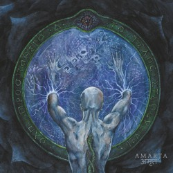 Acherontas - Amarta (Formulas Of Reptilian Unification Part II) - CD DIGIPAK