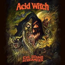 Acid Witch - Evil Sounds Screamers - CD