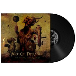 Act Of Defiance - Old Scars, New Wounds - LP