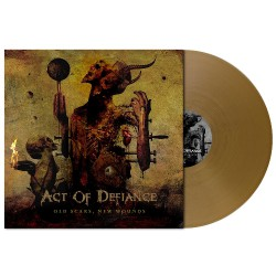 Act Of Defiance - Old Scars, New Wounds - LP COLOURED