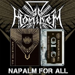 Ad Hominem - Napalm For All - CASSETTE