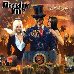 Adrenaline Mob - We The People - CD DIGIPAK