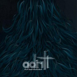 Adrift - Black Heart Bleeds Black - DOUBLE LP Gatefold