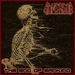 Adversor - The End Of Mankind - CD