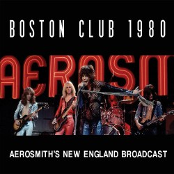 Aerosmith - Boston Club 1980 - DOUBLE LP Gatefold