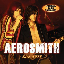 Aerosmith - Live 1975 - CD