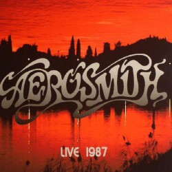 Aerosmith - Live 1987 - CD DIGIPAK