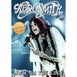 Aerosmith - Livin' On The Edge - DVD