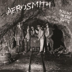 Aerosmith - Night In The Ruts - LP